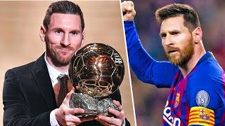 MESSI wins BALLON D'OR 2019 - Messi TOP GOL & SKILLS 2019