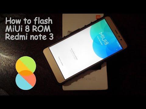 how-to-flash-miui-8-rom-on-xiaomi-redmi-note-3-[snapdragon]-[-miflashtool]