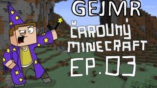 [GEJMR] Čarovný Minecraft - ep 3 - hrad