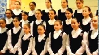 DIVANO - Meninas Cantoras de Petrópolis (Petropolis Girls Choir - Brazil)