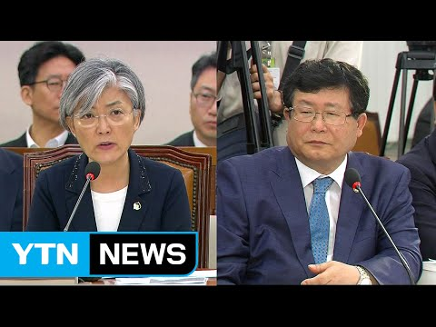 강경화 외교부 장관 후보자 인사청문회 ③ / YTN