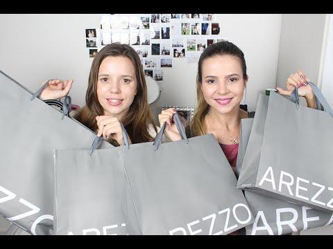 Comprinhas de Bolsas e Sapatos | Arezzo, Schutz, Raphaella Bozz, etc.