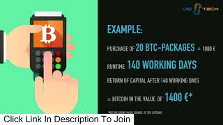 Don't Miss The USI-Tech Train - Earn More Bitcoin Today