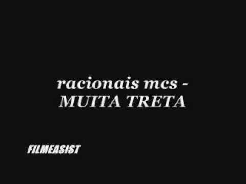 racionais mcs - MUITA TRETA