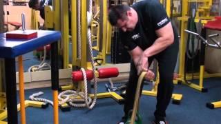 Тренировка пронатора ч. 1 (Training of Armwrestling (Pronator))