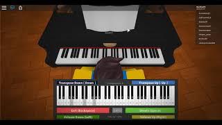 Roblox Piano   Sam Smith - Too Good At Goodbyes