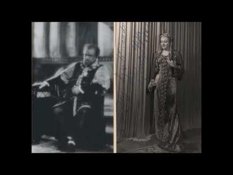 Beniamino & Rina Gigli - Già nella notte densa (Verdi's Otello)
