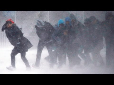 Could higher temperatures cause more snow?