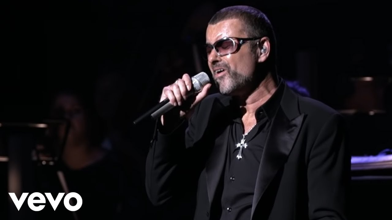 George Michael - Let Her Down Easy (Live At The Palais Garnier Opera House, Paris, France, 2011)