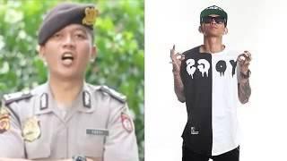 YOUNG LEX VS POLISI Gini Jadinya Kalau Young Lex Hina Tahu Bulat