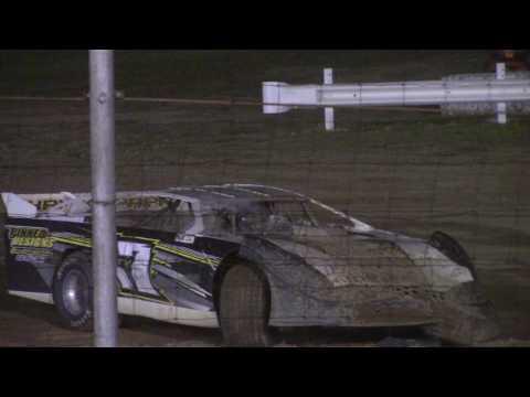 Hummingbird Speedway (7-8-17): Swanson Heavy Duty Truck Repair Semi-Late Model Feature