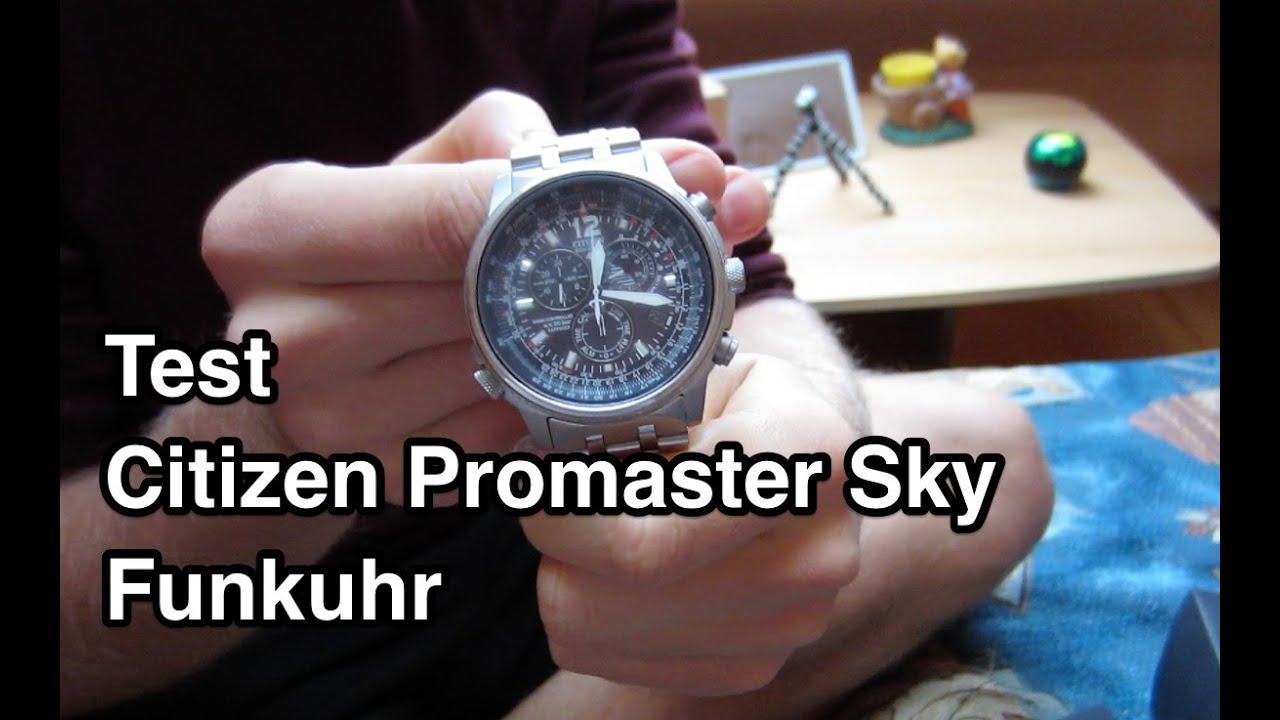 test citizen promaster sky test citizen as4020 52e. Black Bedroom Furniture Sets. Home Design Ideas