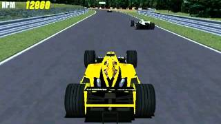 F1 Championship Season 2000 Spa-Francorchamps Race (Windows)