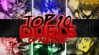 Yu-Gi-Oh: Top 10 DUELS OF ALL TIME