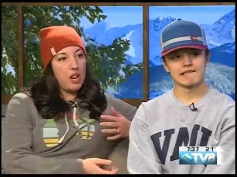 Kids Wish Network | Wish Kid Triston Shreds Vail