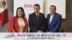 Nuevo Consl de Mxico en Laredo Texas
