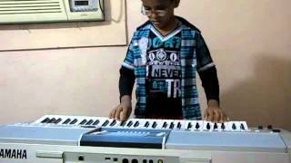 7am Arivu Songs Yellae Lama - by padmesh on keyboard