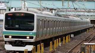 走行音/JR東日本E231系0番台(モハE231-136)/三菱IGBT-VVVF(登場時)