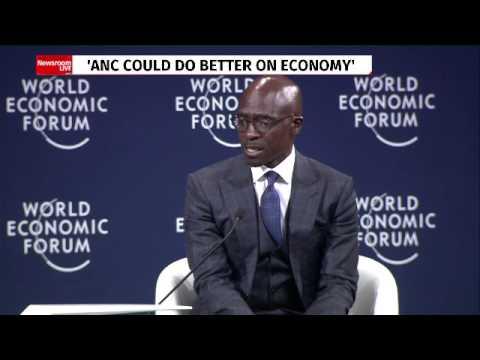 FM Malusi Gigaba tackles radical transformation on WEF