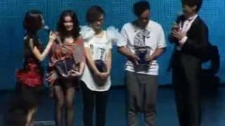 華語音樂盛典2010 女歌手 謝安琪 脆弱 年度之歌