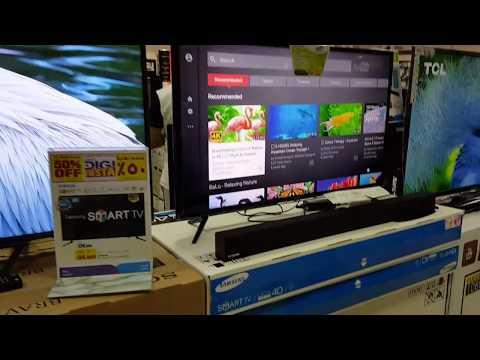 Smart TV's @ LuLu Hypermarket, Fahaheel