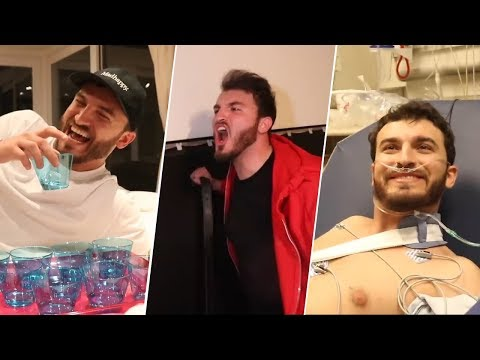 VLOG SQUAD FUNNIEST MOMENTS [PART 2] (w/ David, Natalie, & more) | Compilation #50 from YouTube · Duration:  10 minutes 14 seconds