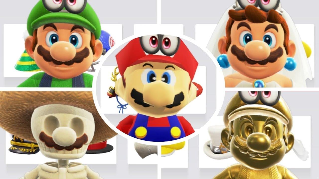 Super Mario Odyssey Cheats Codes Cheat Codes Walkthrough Guide