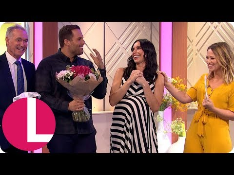 Christine Lampard Is Thrown a Surprise Baby Shower | Lorraine