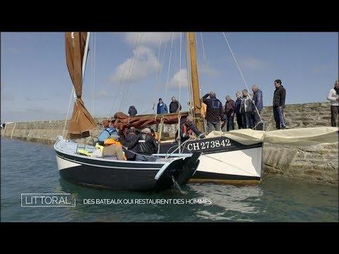 Littoral, Des bateaux qui restaurent des hommes