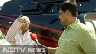 """If I am a devil, PM is a demon"": Lalu Prasad hits back"
