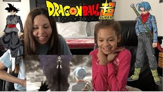 ¡FUTURE TRUNKS VS GOKU! Dragon Ball Super Episode 49 (English dub) Reaction
