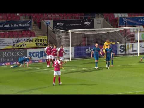 Cheltenham Grimsby Goals And Highlights