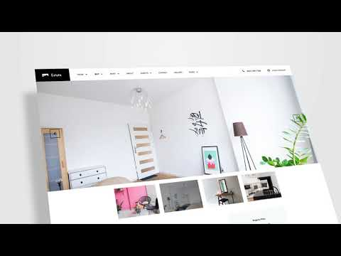 Estate: All-in-one Real Estate Joomla Template (overview)