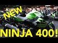 2018 Kawasaki Ninja 400 First Look