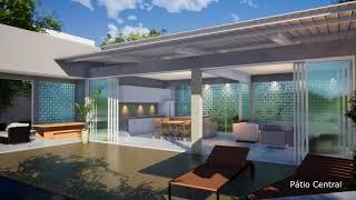 Casa Coqueirinho - Perelopes Arquitetura
