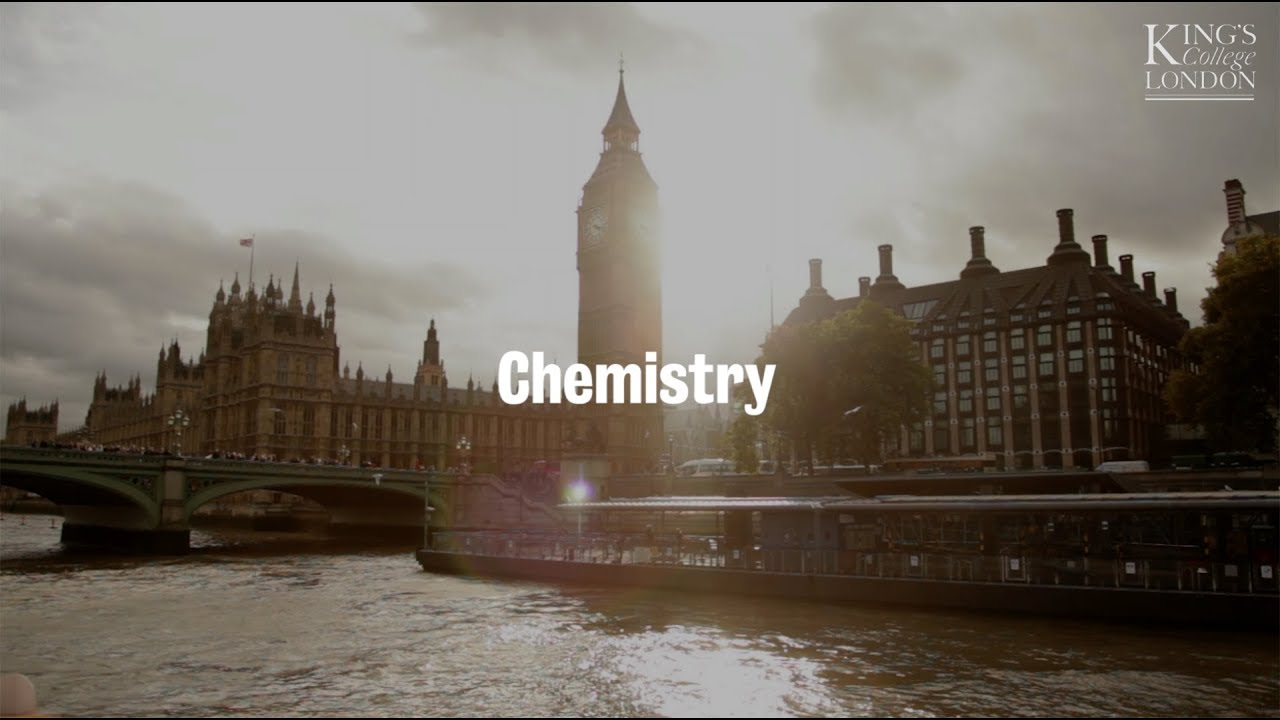 Chemistry | Study at King's | King's College London