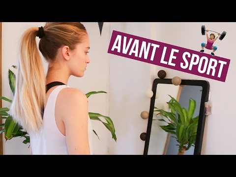 Morning Routine : on va au sport le matin