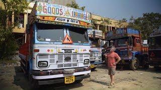 Tutejsi kierowcy cenią sobie wygląd ciężarówek! #Wypad_z_Kraju