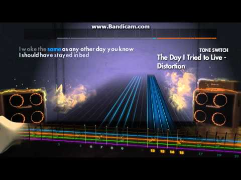 Rocksmith 2014: The Day I Tried to Live - Soundgarden (Lead)