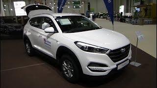 2018 Hyundai Tucson Blue 1.6 GDI 2WD Navi - Exterior and Interior - Autotage Hamburg 2018