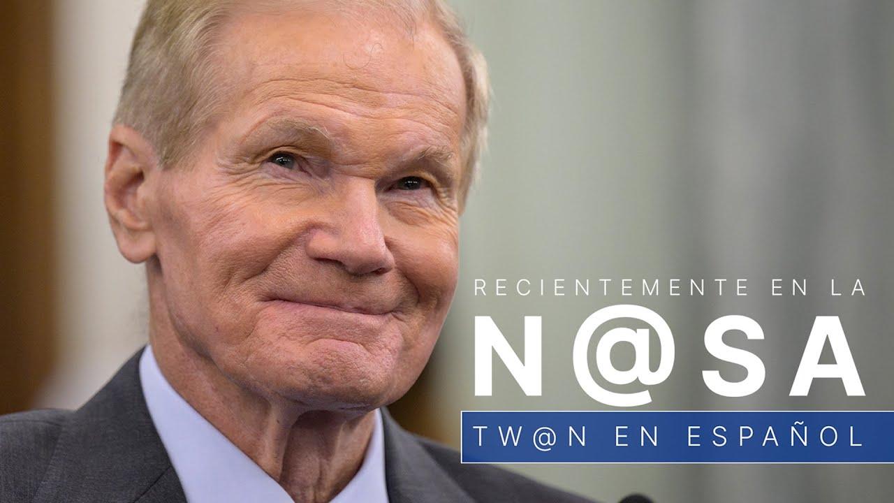 Confirmando la nominación del próximo administrador de la NASA: TW@N - 30 de abril de 2021