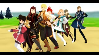 Download Video 【MMD: Tales of the Abyss】 Carry Me Off MP3 3GP MP4