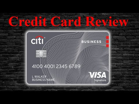 Credit Card Review | Costco Anywhere Visa By Citi