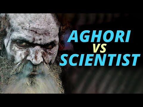 Scientists do Bizarre Things... Not the Aghori - Sadhguru