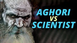 Scientists do Bizarre Things... Not the Aghori - Sadhguru