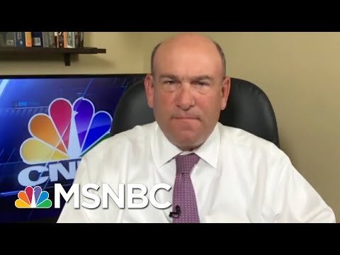 Markets React To Trump's Coronavirus Diagnosis, Jobs Report Shows Slowing Momentum   MSNBC