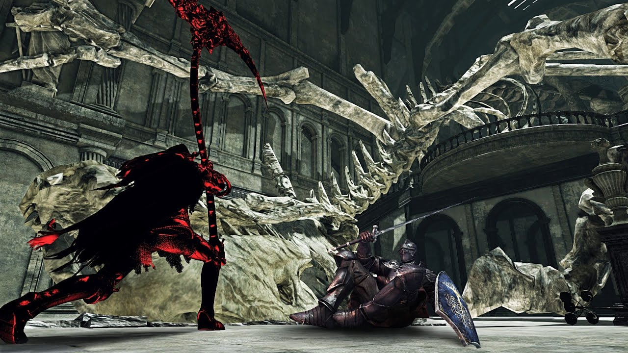 Dark Souls 2: Scholar of the First Sin Announce Trailer - YouTube