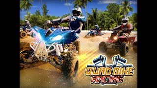 ATV Quad Bike Beach Stunt Race 3D - Car Driving Games 4 Kids - Android Mobile Game