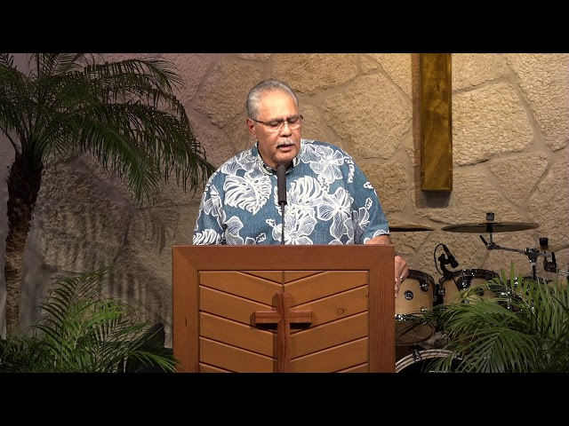 Guest Speaker Leitu Karnuth, 1 Peter 1:1-2, Know That You Are Chosen