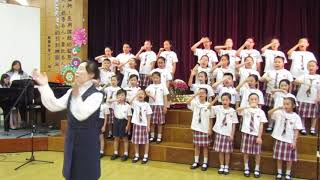 Publication Date: 2018-06-30 | Video Title: 2018青小合唱團在畢業禮獻唱